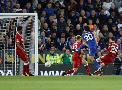 Thua sốc Leicester, Liverpool văng khỏi Cúp Liên đoàn - Ảnh 4.