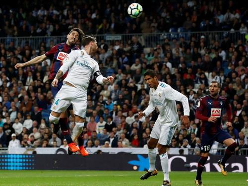 Ronaldo tịt ngòi, Real Madrid tiếp mạch thắng ấn tượng - Ảnh 2.