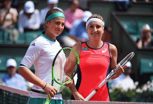 Halep chờ kỳ tích lịch sử ở Roland Garros - Ảnh 4.