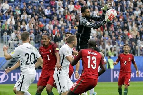 Ronaldo lập kỷ lục, Bồ Đào Nha nhấn chìm New Zealand - Ảnh 2.