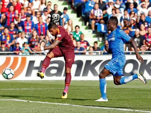 Thay người siêu hạng, Barcelona ngược dòng đánh bại Getafe - Ảnh 6.