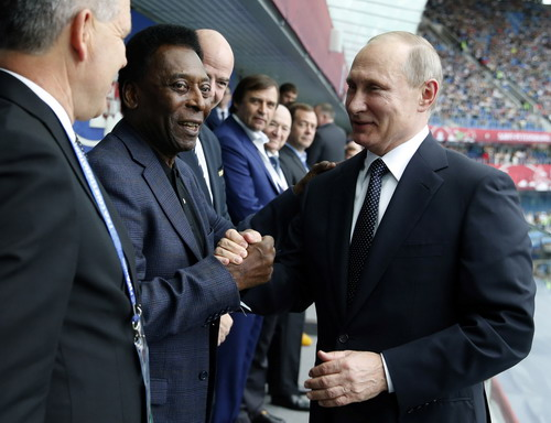 Confed Cup: Chủ nhà Nga hạ New Zealand trận khai mạc - Ảnh 7.