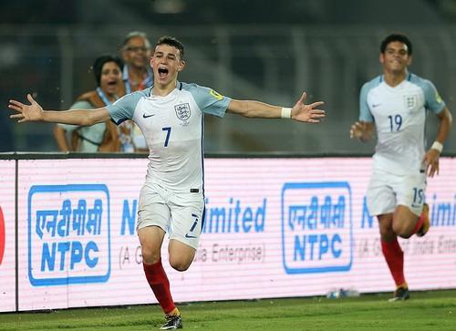 Ngược dòng ngoạn mục, tuyển Anh vô địch World Cup U17 - Ảnh 5.