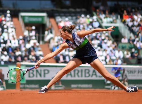 Halep chờ kỳ tích lịch sử ở Roland Garros - Ảnh 2.