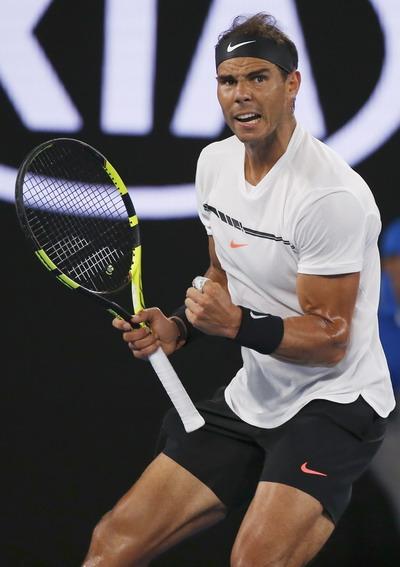 Nadal sẽ gặp Federer trong trận chung kết