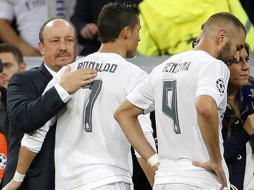 Rafa Benitez đoán trước số phận của mình