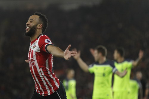 Redmond ghi bàn sau 16 trận cho Southampton