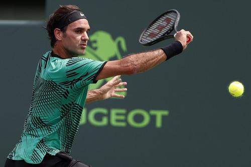 Chiến thắng thuộc về Federer sau 94 phút so tài