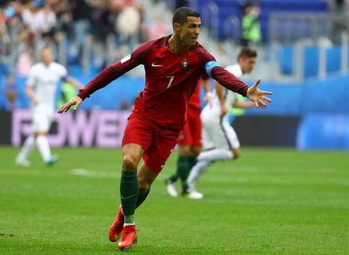 Ronaldo lập kỷ lục, Bồ Đào Nha nhấn chìm New Zealand - Ảnh 3.