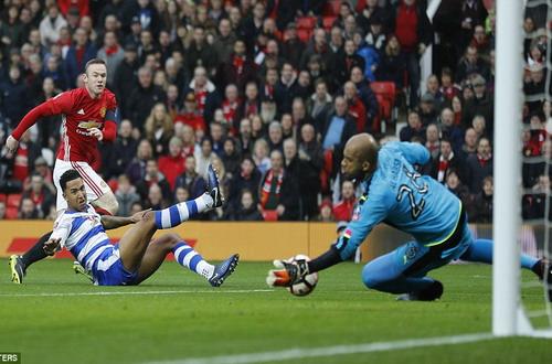 Khoảnh khắc đi vào lịch sử của Wayne Rooney