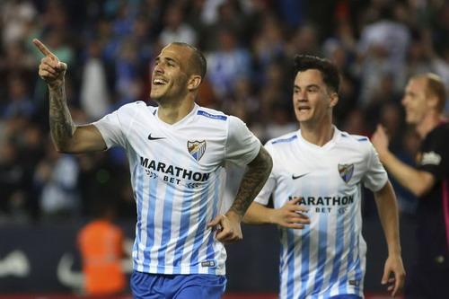 Sandro ghi bàn vào lưới đội bóng cũ phút 32