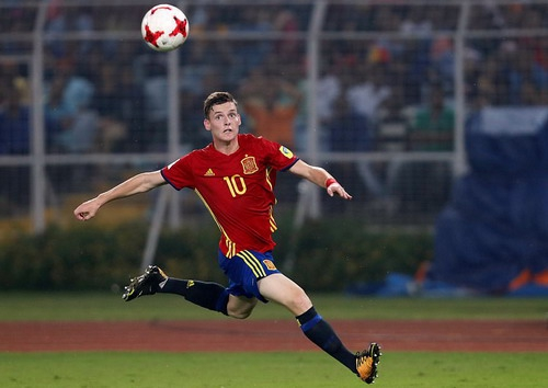Ngược dòng ngoạn mục, tuyển Anh vô địch World Cup U17 - Ảnh 2.