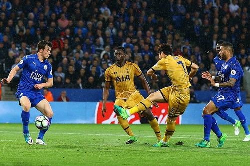 Harry Kane lập cú poker, Tottenham thắng vùi dập Leicester - Ảnh 3.