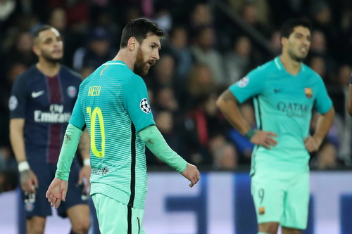 Một trận cầu đáng quên với Messi và đồng đội