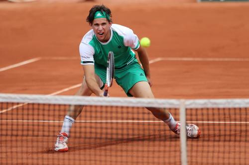 Thua sốc Dominic Thiem, Djokovic mất ngôi vô địch Roland Garros - Ảnh 2.