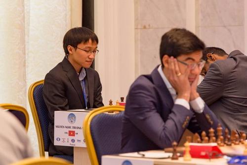 Lê Quang Liêm vào vòng 2 World Cup cờ vua 2017 - Ảnh 3.