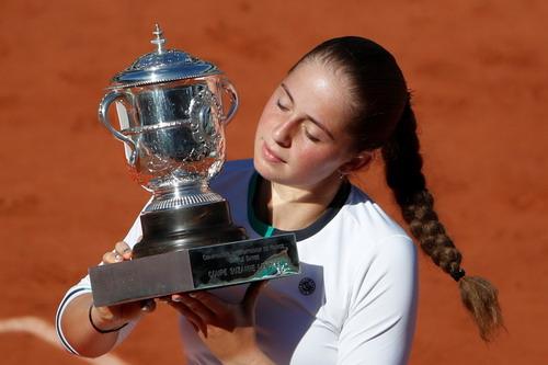 Tay vợt tuổi teen Ostapenko đăng quang Roland Garros - Ảnh 5.