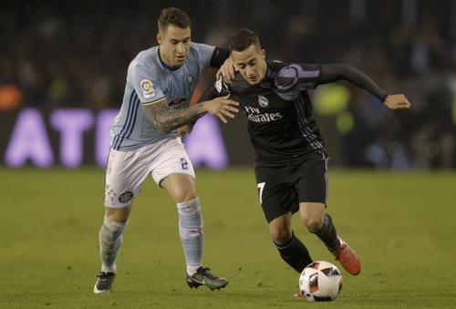 Vasquez ghi bàn gỡ hòa, Real Madrid vẫn bị loại