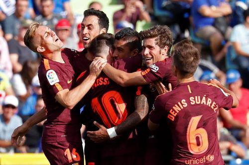 Thay người siêu hạng, Barcelona ngược dòng đánh bại Getafe - Ảnh 7.