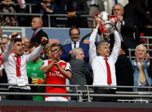 Arsene Wenger tái xuất, làm sếp bóng đá toàn cầu tại FIFA - Ảnh 5.