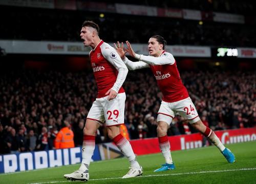 Ngược dòng điên rồ, Arsenal chia điểm Liverpool ở Emirates - Ảnh 6.