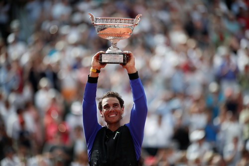 Nadal chinh phục ngôi vương, lập kỷ lục ở Roland Garros - Ảnh 5.
