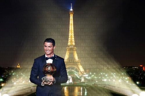 Nike tung giày độc mừng Quả bóng vàng Ronaldo - Ảnh 3.