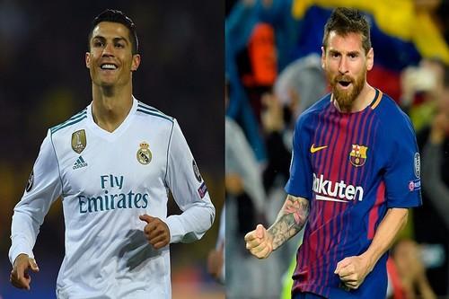 Nhận giải Pichichi và Di Stefano, Messi quyết đấu siêu kinh điển - Ảnh 3.