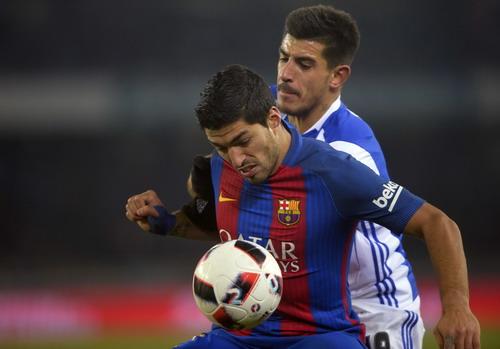 Barcelona đối mặt với vô số thách thức từ Sociedad
