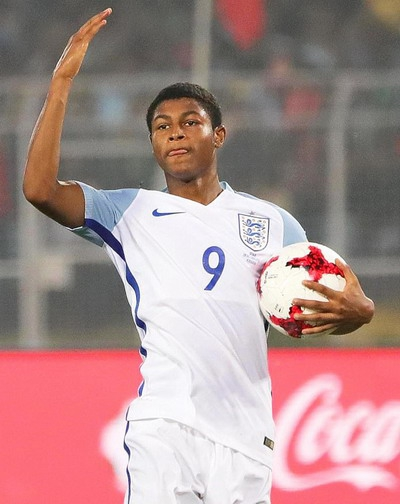 Ngược dòng ngoạn mục, tuyển Anh vô địch World Cup U17 - Ảnh 3.