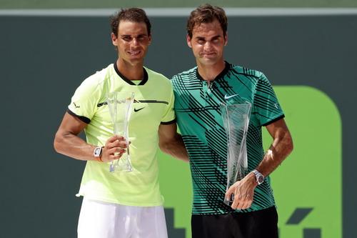 Federer lần thứ 3 đăng quang ở Miami Open