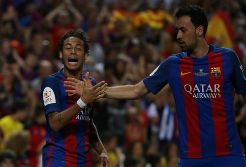 Messi lập đại công, Barcelona vô địch Cúp Nhà vua - Ảnh 6.