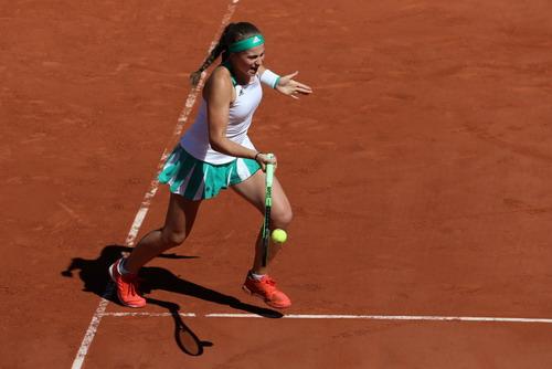 Tay vợt tuổi teen Ostapenko đăng quang Roland Garros - Ảnh 3.
