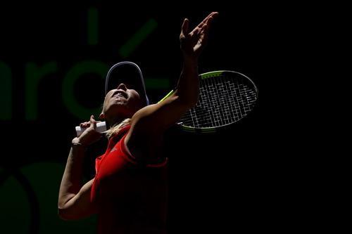 Wozniacki trên đường trở lại