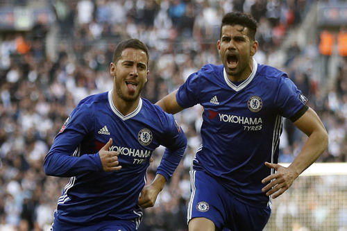 Hazard xoay chuyển tình thế, giúp Chelsea giành thắng lợi