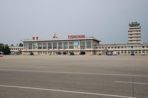 Sân bay quốc tế ở thủ đô Bình Nhưỡng (CHDCND Triều Tiên)