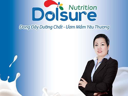 Dolsure Nutrition tái cấu trúc với tổng vốn 1.000 tỉ đồng - Ảnh 1.