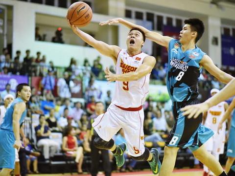 Các cầu thủ Sài Gòn Heat có lịch thi đấu quốc tế khá dày trong dịp Tết này