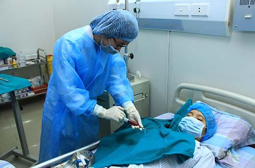 Một bệnh nhân được ghép tạng thành công tại Việt Nam