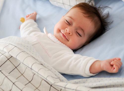 Bạn có đặt con ngủ ở tư thế đủ an toàn? - Ảnh 1.