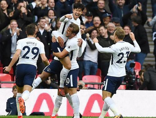 Harry Kane lập cú đúp, Tottenham đại phá Liverpool - Ảnh 5.