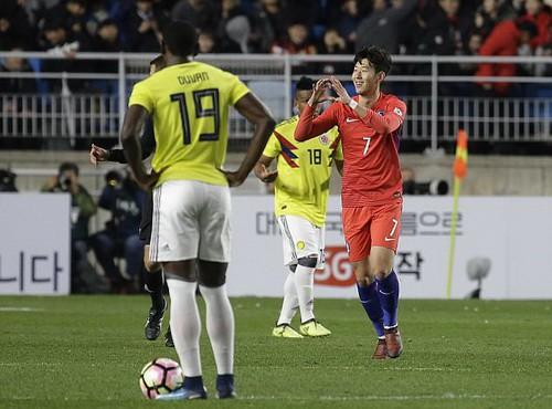 Neymar tỏa sáng ở Paris, Son Heung-min hạ gục Colombia - Ảnh 6.