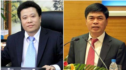 Hà Văn Thắm, Nguyễn Xuân Sơn bị khởi tố thêm tội tham ô - Ảnh 1.
