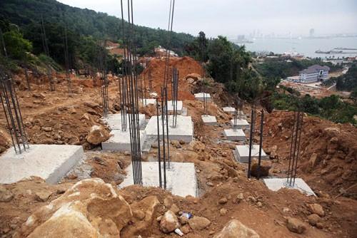 Dự án hơn 2.600 tỉ đồng của Vũ nhôm ở Sơn Trà có bị thu hồi? - Ảnh 2.