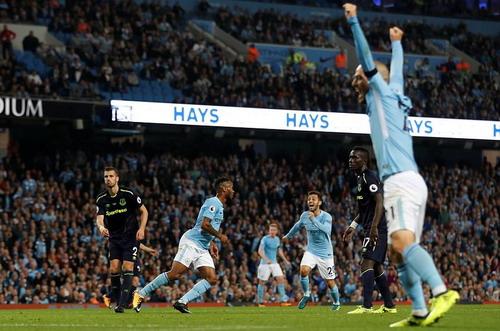 Rooney tỏa sáng, Man City mất điểm ở Etihad - Ảnh 7.