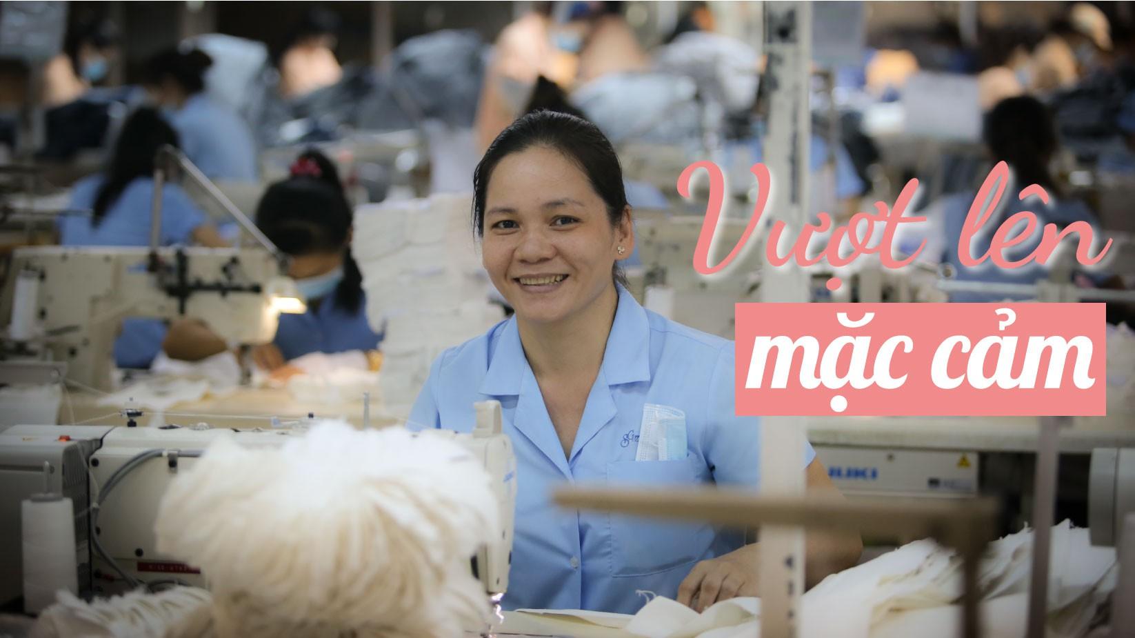 [eMagazine] - Ngỡ ngàng trước sự thần tốc của nữ công nhân khuyết tật - Ảnh 2.