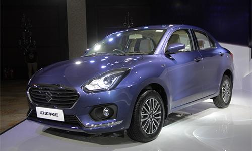 Suzuki Dzire - đối thủ của Hyundai i10 sedan, giá 193 triệu đồng - Ảnh 1.