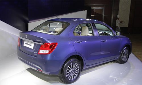 Suzuki Dzire - đối thủ của Hyundai i10 sedan, giá 193 triệu đồng - Ảnh 2.