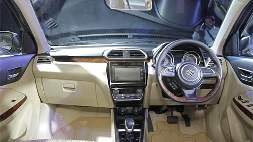 Suzuki Dzire - đối thủ của Hyundai i10 sedan, giá 193 triệu đồng - Ảnh 5.