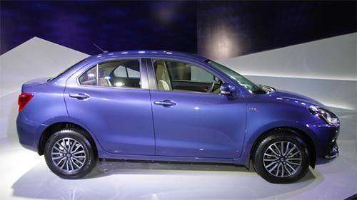 Suzuki Dzire - đối thủ của Hyundai i10 sedan, giá 193 triệu đồng - Ảnh 4.